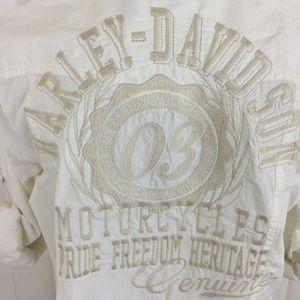 Harley-Davidson Tops - HARLEY DAVIDSON SHIRT